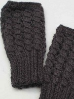 Faustine's mittens