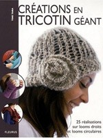 Crations en tricotin gant