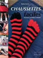 Chaussettes faciles, nouveaux modles