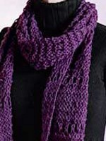 Endless Loop Scarf