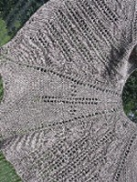 Dorothy Day Shawl
