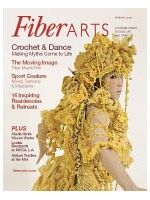 Fiber Arts - April May 2009