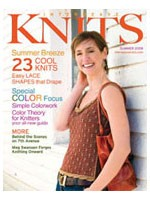 Interweave Knits - Summer 2008