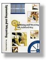 Spinning and Weaving the Ashford way DVD