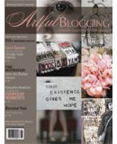 ARTFUL BLOGGING Autumn 2009