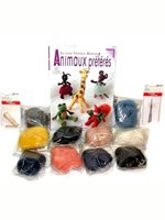 Kit feutrage animaux