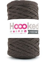 HOOOKED RIBBON XL la pelote - tobacco brown