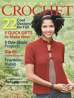 Interweave Crochet - Fall 2009