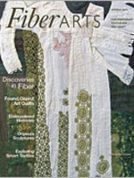 Fiber Arts - April May 2010
