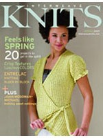 Interweave Knits - Spring 2007