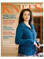 Interweave Knits - Winter 2008