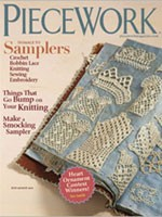 PieceWork - July August 2010
