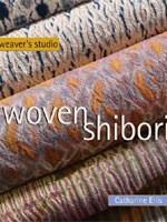 Woven Shibori