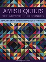 Amish Quilts - The Adventure Continues