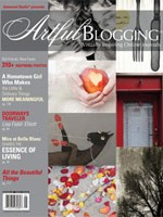 ARTFUL BLOGGING  Summer 2011