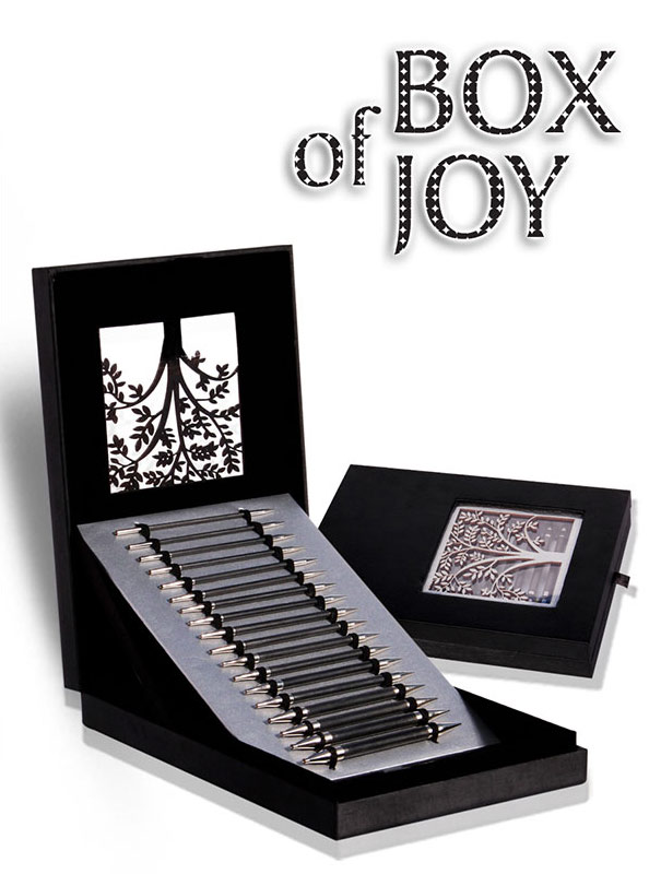 Coffret Knit Pro Melodies of Life Box of Joy Karbonz