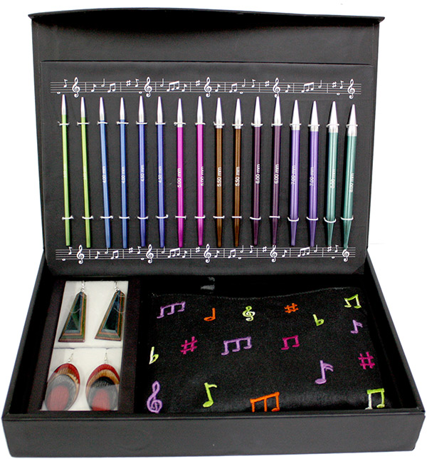 Kit coffret Melodies of Life de Knit Pro