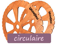 Métiers à tisser circulaires