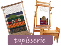 Métiers à tapisserie