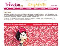 La Gazette des arts du fil