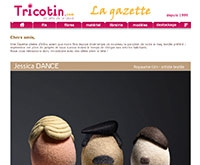 Newsletter des arts textiles