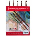 Kit 5 Crochets 2 pointes-tailles