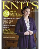 Interweave Knits - Winter 2009