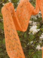 Fishtail Lace Scarf