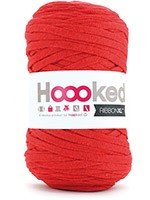HOOOKED RIBBON XL la pelote - lipstick red
