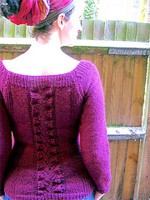 Begonia Sweater
