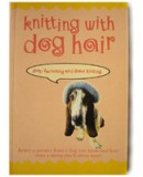 "Livre de filage : ""Knitting with dog hair"""