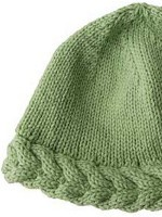Ring of Cables Hat