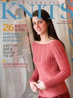 Interweave Knits - Summer 2007