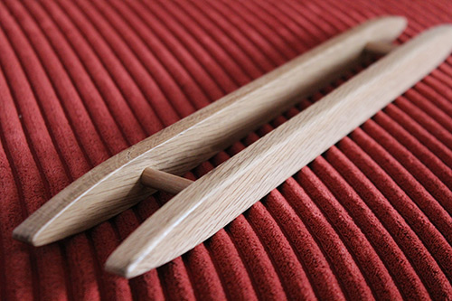 Navette du Dynamic Heddle Loom par Majacraft