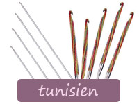crochets tunisiens