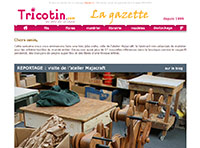 Gazette des arts textile