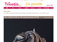 Gazette des arts textiles du 1er avril 2016