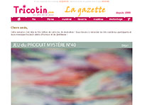 La gazette des arts textiles du 29 avril